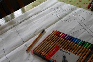 Base Map & Pens
